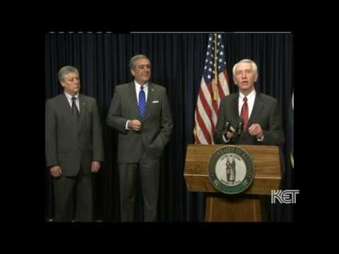 Gov. Steve Beshear's Tax Reform Plan Increases Cigarette Tax