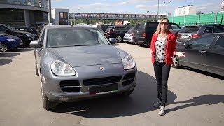 Подержанные автомобили. Вып. 163. Porsche Cayenne. Авто Плюс ТВ