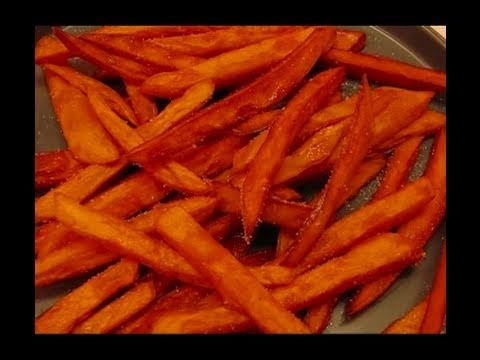 Betty's Sweet Potato Fries