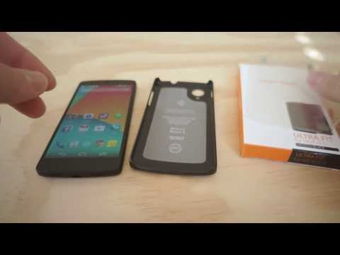 SPIGEN Ultra Fit Case for Nexus 5 (REVIEW)