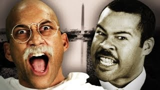 Gandhi Vs Martin Luther King Jr. Epic Rap Battles Of