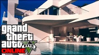 GTA 5 New Mansions, Crossbow Weapon & Anti Air Missile