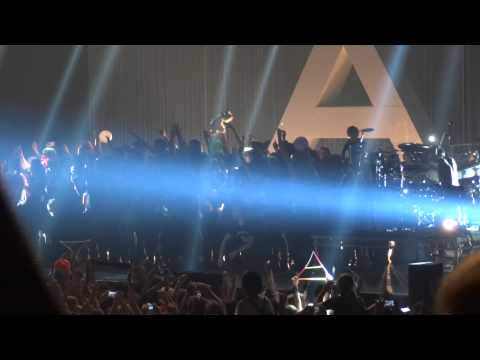 30 Seconds To Mars - Up In The Air live in Berlin