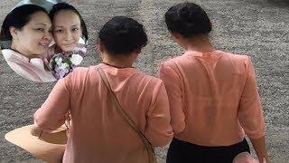 """Chiếc áo đôi màu  hồng của mẹ con Hoa hậu Phương Nga: chuyện """"gà mái xù lông"""" bảo vệ con tới cùng"""