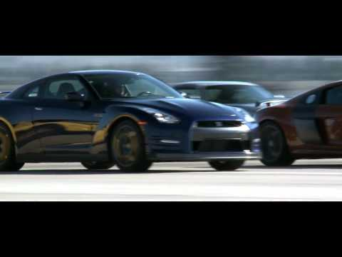 2012 Seattle Nissan GT-R Worlds greatest drag race