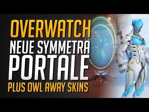 Neue Symmetra Rework Infos | 12 neue Overwatch League Skins ★ Overwatch Deutsch