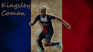 [Kingsley Coman • Goal, Assist & Skills • 2013/2014] Video