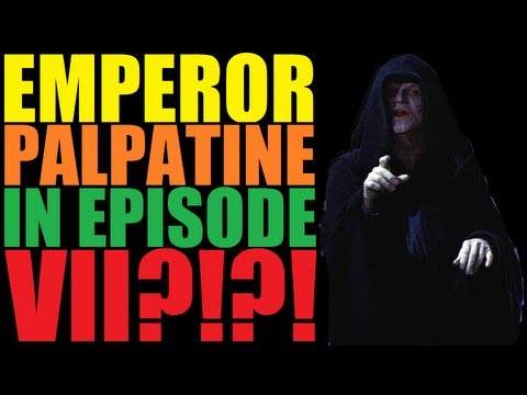 Emperor Palpatine In Episode VII & Vin Diesel Voicing Groot & Expendables 3 Casting (TAW 6)