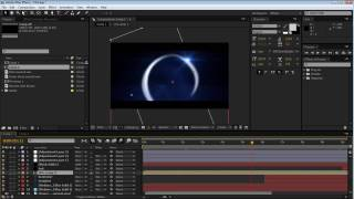 After Effects Intro Tutorial Spinning Ring