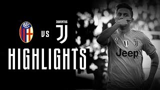 HIGHLIGHTS: Bologna vs Juventus - 0-1 - Dybala delivers the decisive goal!