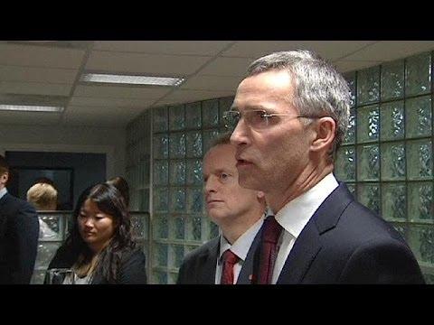 A norvég Stoltenberg a NATO élén