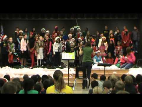 Winter Holiday Choir Concert - December 13, 2013