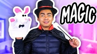 MAGIC TRICKS YOU NEVER KNEW EXISTED!