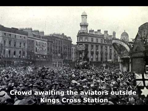 Kingston Aviation Story Part 3 - From Sopwith Aviation to Hawker Engineering 1919 - 1921 (Running time 8 minutes)