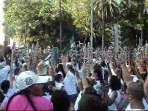 MAIOR BATERIA DO MUNDO   ''VIRADA CULTURAL 2011''