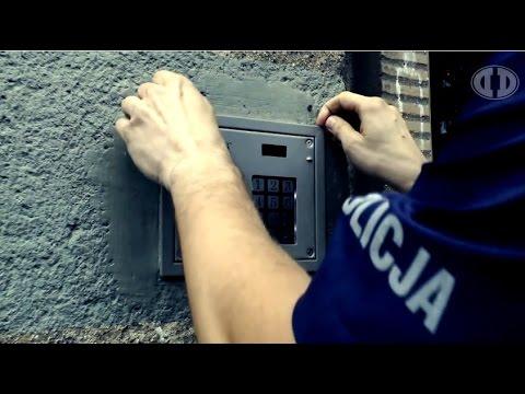 Śmieszny filmik - Polska policja w akcji!