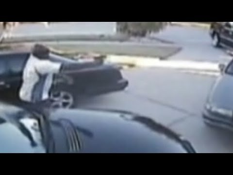 Retired Cop Shot Son: Caught on Tape - Timothy Davis Sr. Cites Florida 'Stand Your Ground' Law