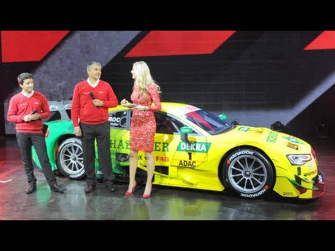 Neuer Look für Audi RS5 DTM und R18 e-tron quattro