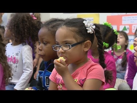 Farm to Preschool program looks to fight childhood obesity