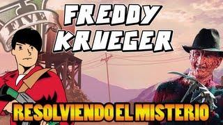 GTA 5: EASTER EGG-EL MISTERIO DE FREDDY KRUEGER RESUELTO