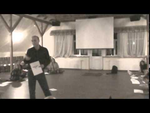 Илья Беляев. Тренинг по йоге и психотехникам (11.2009), ч.9. Кунта йога. Дисы. Медитация