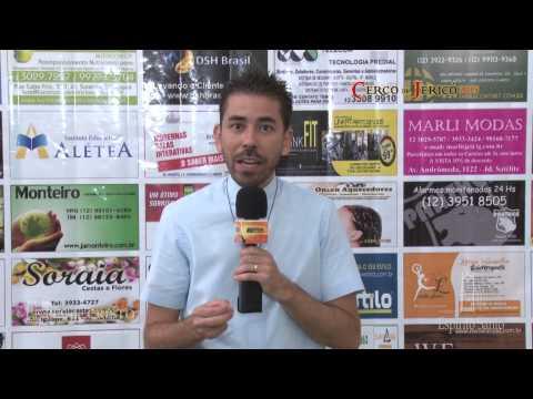 Cerco de Jericó 2015 - Resumo da Homilia - Pe Fabricio