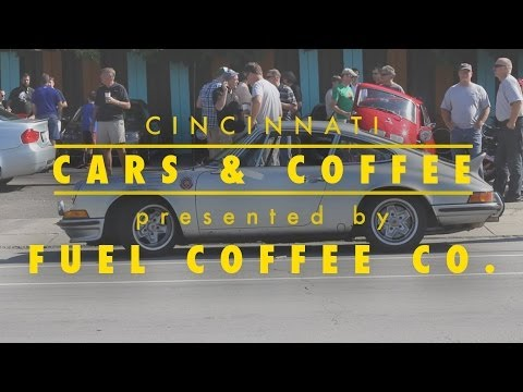 Fuel Coffee - Cincinnati Cars and Coffee
