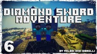 [Coop] Minecraft Diamond Sword Adventure. #6: Где же монеты?