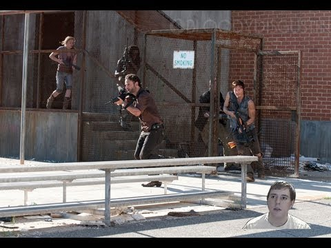The Walking Dead Season 3 Episode 11 I Ain't a Judas Video Review Recap Summary