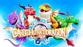 Catch That Dragon! Universal HD (Sneak Peek) Gameplay