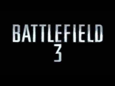 Первый тизер Battlefield 3