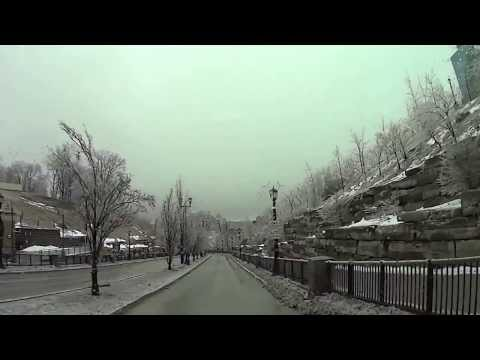 """Freezing Rain"" - Niagara Falls, Ontario - Sunday, 22 December 2013"