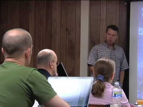 Launchpad 2009: Danny Dale on Infrared Astronomy