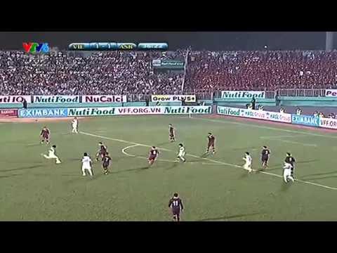 Xem U19 VN đá tiki taka giống Arsenal vs Barca trong trận AS Roma rất hay