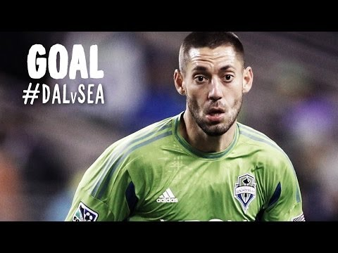 GOAL: Clint Dempsey givs Seattle the advantage late in the match | FC Dallas vs. Seattle Sounders