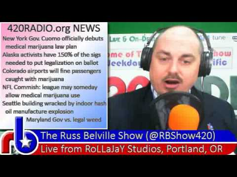 420RADIO News for Thursday, January 9, 2014