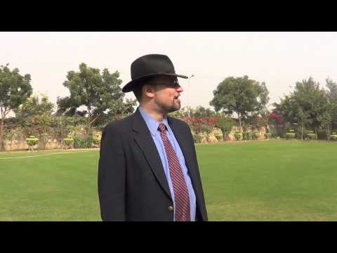 Interview by David Wittenberg about VIT Campus, Jaipur