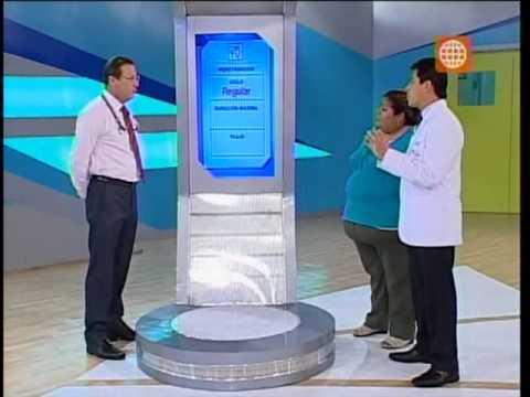 Dr. TV Perú (19-07-2013) - B2 - Tubo de la verdad: Mioma uterino