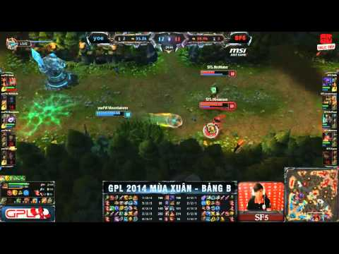 [14.03.2014] yoe vs SF5 [GPL Xuân 2014]