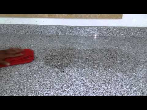 Limpieza y sellado de granito for Limpieza de marmol y granito