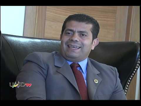 Rector recibe visitas embajadores de Venezuela y Cuba