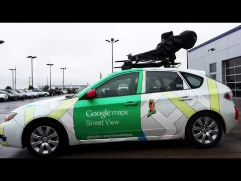 New Google Glass App Transforms Subaru Impreza Into Google Car