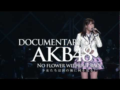 特報#5/DOCUMENTARY OF AKB48 NO FLOWER WITHOUT RAIN/AKB48[公式]