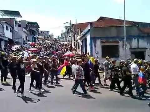 el pueblo arrecho del Táchira