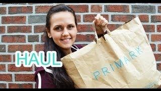 youshouldalwaysfeel – PRIMARK Haul Bremen