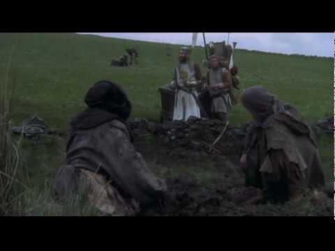 Right of Self Determination - Monty Python Holy Grail : Autonomous Collective