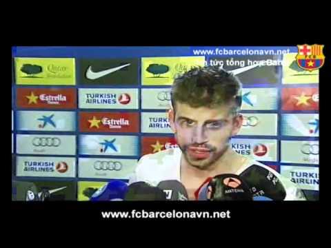 Những màn tiểu xảo và chơi xấu của của cầu thủ Madrid El Clasico 250 (26/01/2012)