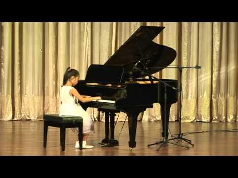 Pianist Got Talent - Anh Khoa Music - Phan Hoàng Thu Giang - Đêm Chung Kết