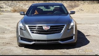 Cadillac CT6 First Drive - Fast Lane Daily