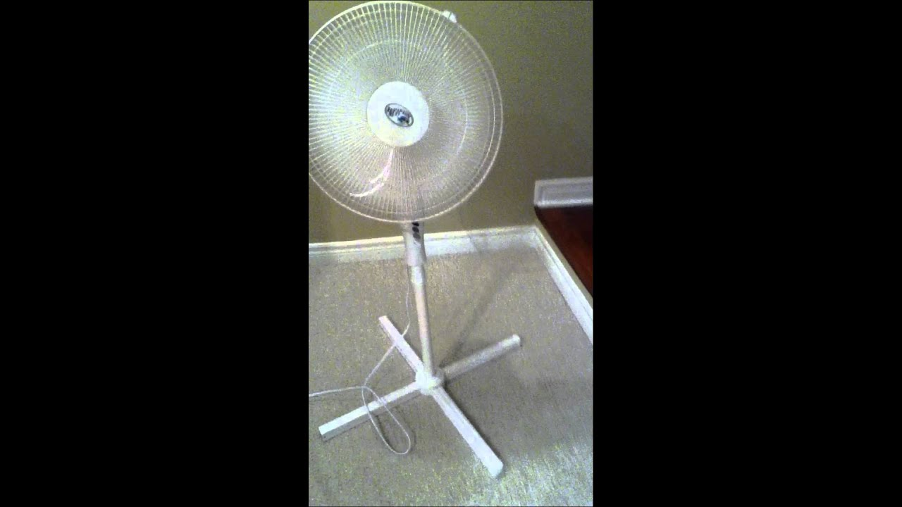 Hampton Bay Floor Fan